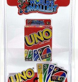 Super Impulse World's Smallest Uno