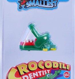 Super Impulse World's Smallest Crocodile Dentist