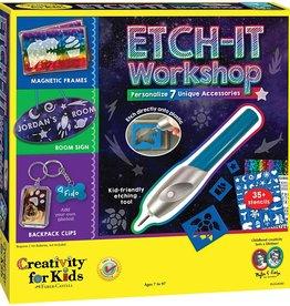 Faber-Castell Etch-It Workshop