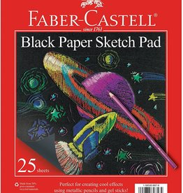 Faber-Castell Black Paper Pad