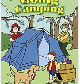 Dover Publications Going Camping Coloring Book