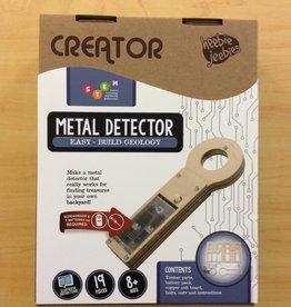 heebies jeebies Metal Detector Creator