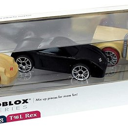 Playmonster 3pk vehicle Mini Automoblox Manta Fang Rex