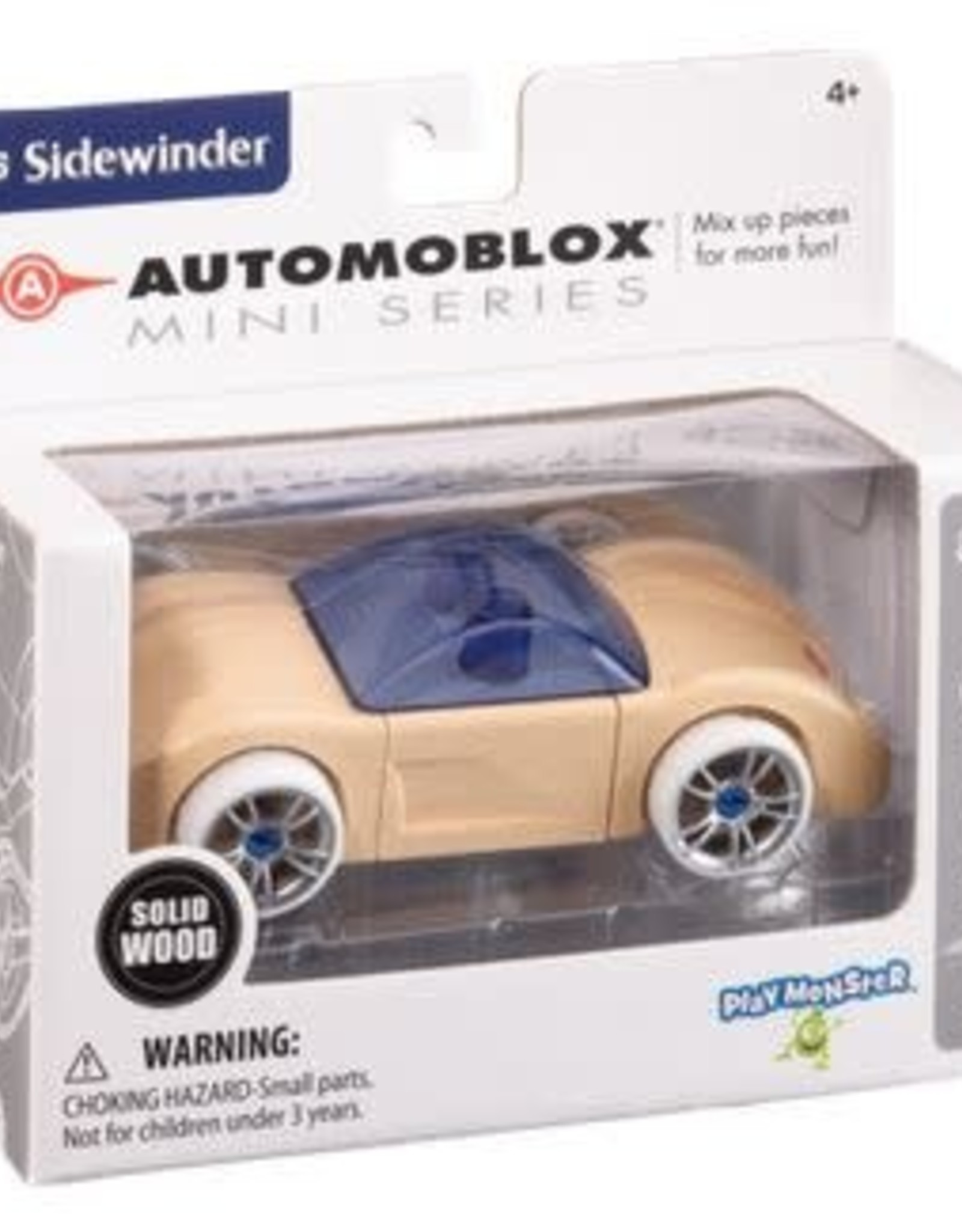 Playmonster C16 Sidewinder Mini Automoblox