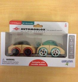 Playmonster C18 V-Raptor/SC4 Komodo Micro Automoblox