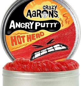 "Hot Head Angry Putty 4"" Tin"