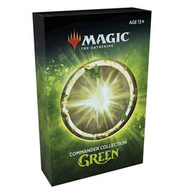Wizards of the Coast Magic the Gathering: Commander Collection: Green