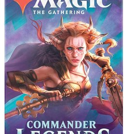 Wizards of the Coast Magic the Gathering: Commander Legends Draft Booster