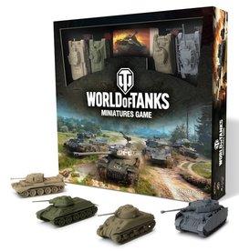 GaleForce 9 World of Tanks: Starter Set
