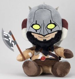 "Kidrobot Garruk Wildspeaker Phunny 8"" Plush"