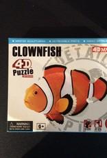 4D Clownfish 4D Puzzle/Figure