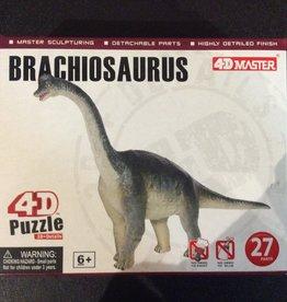 4D Brachiosaurus 4D Puzzle/Figure