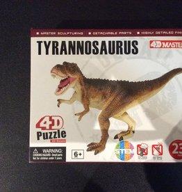 4D T-Rex 4D Puzzle/Figure