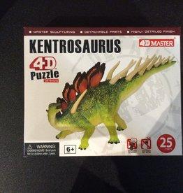 4D Kentosaurus 4D Puzzle/Figure