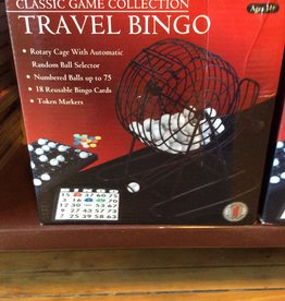 John Hansen Travel Bingo