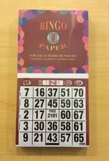 John Hansen Bingo Paper - 150 Sheets
