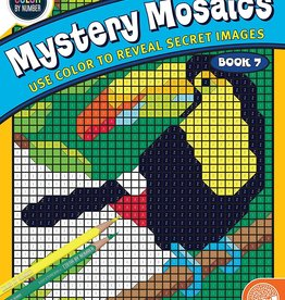 Mindware Color by Numbers: Mosaics book 7