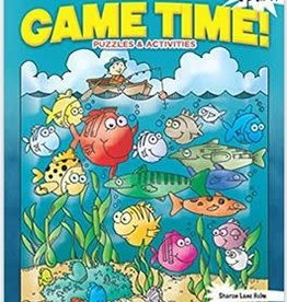 Dover Publications Game Time! Puzzles & Activities