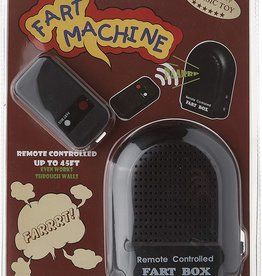 John Hansen Radio Controlled Fart Machine