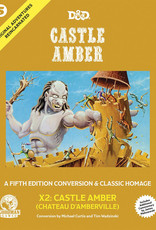 Goodman Games 5e Original Adventures: #5 Castle Amber