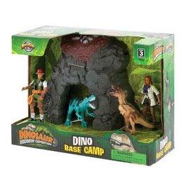 Adventure Planet Dinosaur Base Camp