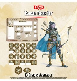 GaleForce 9 D&D: Character Tokens: Ranger