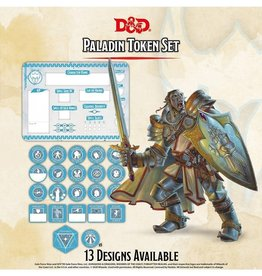 GaleForce 9 D&D: Character Tokens: Paladin