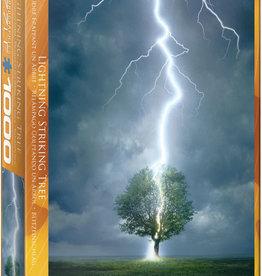 EuroGraphics Lighting Striking Tree 1000pc Puzzle
