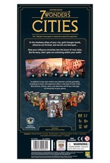 Asmodee 7 Wonders 2e: Cities