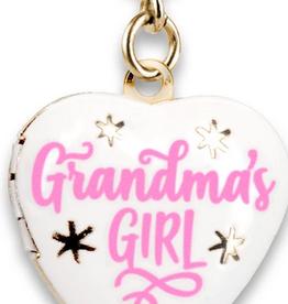 Charm It Grandma's Girl Locket Charm