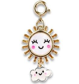 Charm It Gold Sunshine Charm