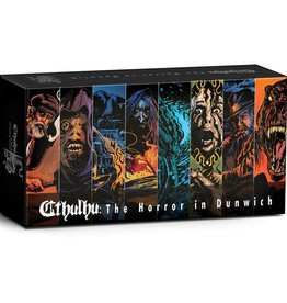 Wyvern Gaming Cthulhu A Deckbuilding Game: The Horror of Dunwich