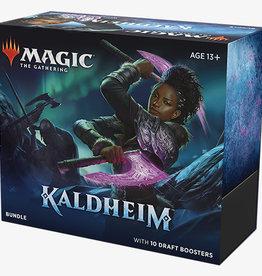 Wizards of the Coast Magic the Gathering: Kaldheim Bundle (release 2-5-21)