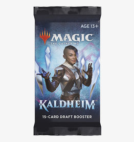 Wizards of the Coast Magic the Gathering: Kaldheim Draft Booster (release 2-5-21)