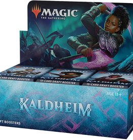 Wizards of the Coast Magic the Gathering: Kaldheim Draft Booster Box