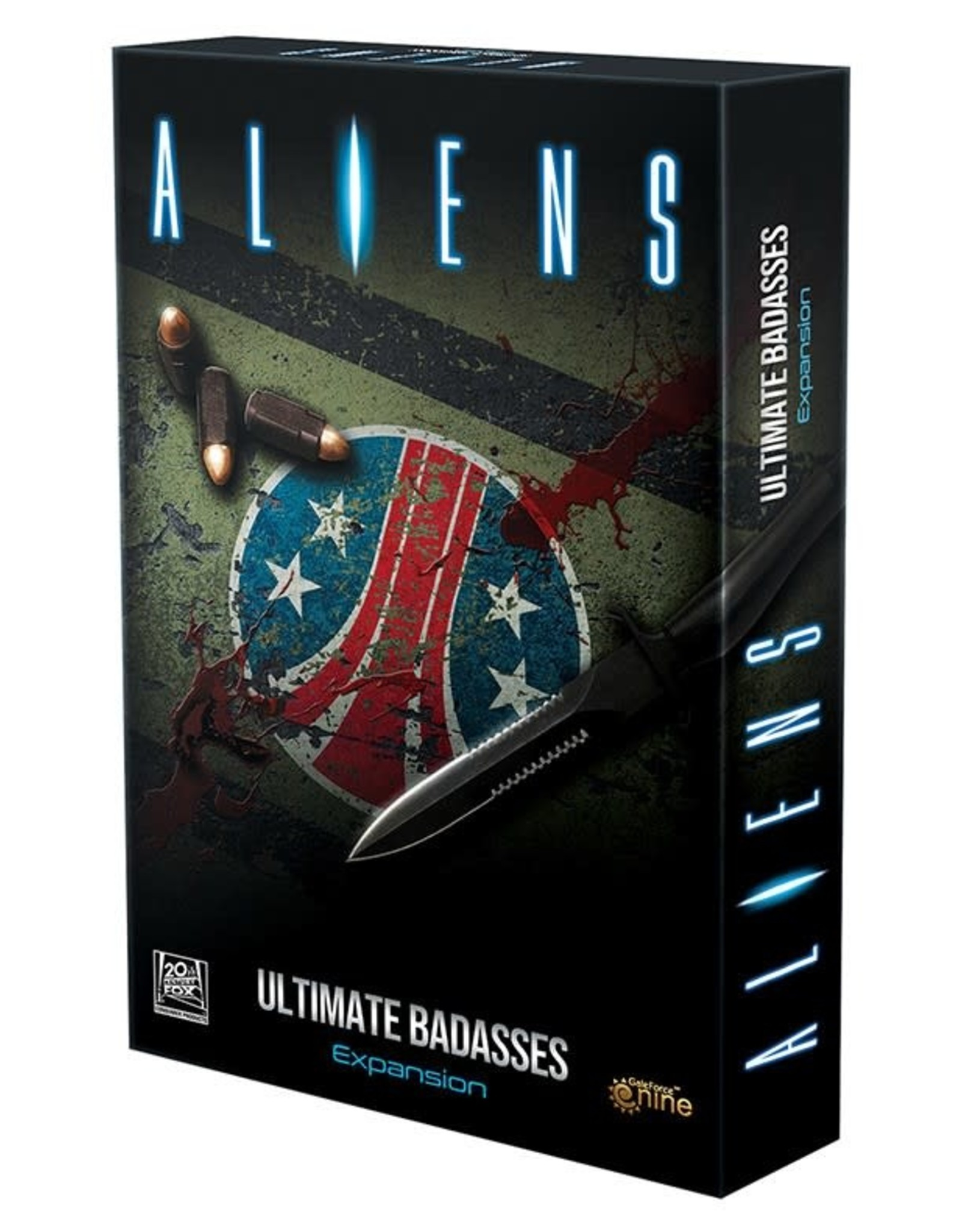 GaleForce 9 Aliens: Ultimate Badasses Expansion