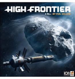 Mr. B. Games High Frontier 4 All