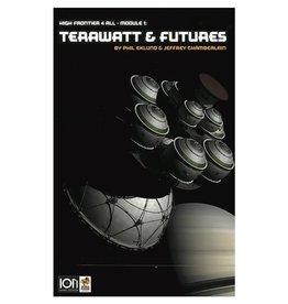 Mr. B. Games High Frontier 4 All: Terawatt & Futures
