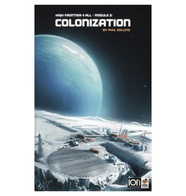 Mr. B. Games High Frontier 4 All: Colonization