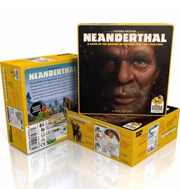 Mr. B. Games Neanderthal
