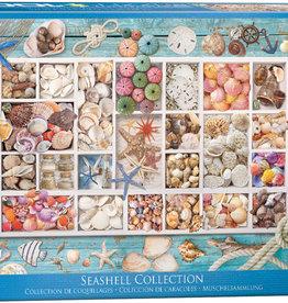 Eurographics Inc Seashell Collection 1000pc Puzzle