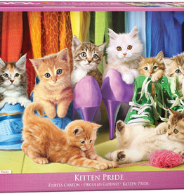 Eurographics Inc Kitten Pride 1000pc Puzzle