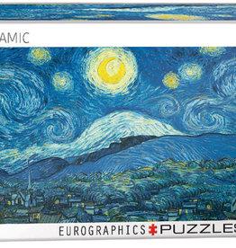 Eurographics Inc Starry Night 1000pc Panoramic Puzzle