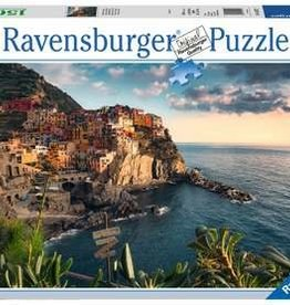 Ravensburger Cinque Terre Viewpoint 1500pc Puzzle