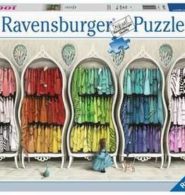 Ravensburger Fantastic Fashionista 1000pc puzzle