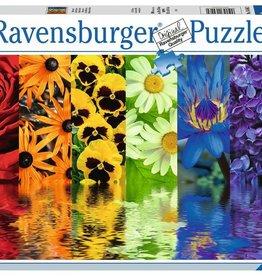 Ravensburger Floral Reflections 500pc Puzzle