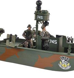 Elite Force Naval Warfare Gunboat