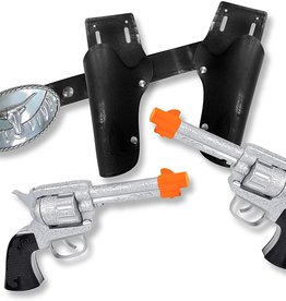 MAXX Action Cap Pistol Combo with Holster