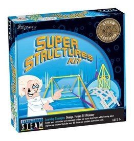 Great Expectations STEAM Super Structures Kit