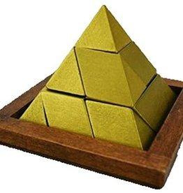 True Genius Pyramid and Hieroglyph